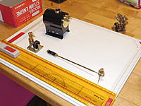 Name: IMGP2332.jpg Views: 175 Size: 174.5 KB Description: Dug out my oooold ROTRING dragfting board and got started.