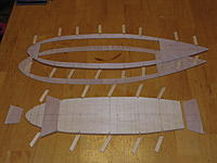 Name: IMGP2380.jpg Views: 146 Size: 122.8 KB Description: Major components cut out.  Hull sides and other parts will be cut out as I build along.