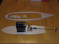 Name: IMGP2382.jpg Views: 195 Size: 115.1 KB Description: Power plant placed on lower deck plate.  4 mm veneer.