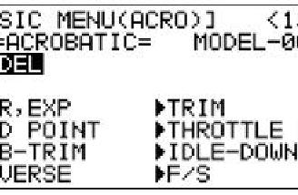 The first BASIC screen