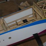 This fuselage can take a beating.