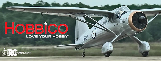 """Love Your Hobby"" Hobbico Lysander Contest!"