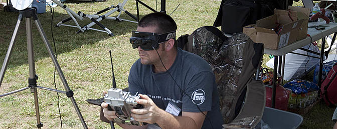 Go hang out with liked minded RC pilots in a friendly field full of FPV goodness!