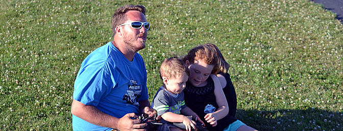 The Horizon RC Fest was full of families enjoying RC!