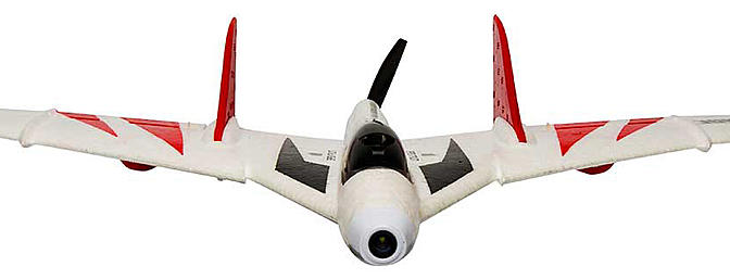 The Blade Ultra Micro F-27 FPV BNF Basic