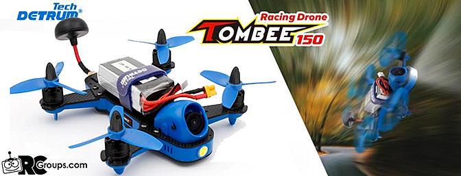 Detrum TomBee 150