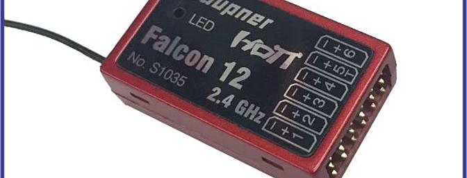 The Falcon 12 flight controller can be used in almost any airplane, helicopter or multirotor application accommodating many type of configurations and settings