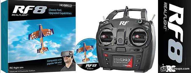 RealFlight 8! RF8 is coming!