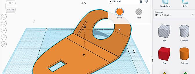 Tinkercad allows you to tweak existing designs.