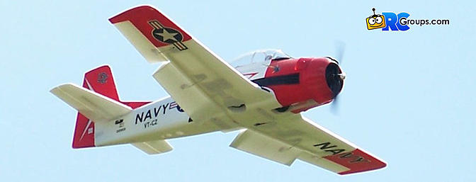 Azalea City Model Aeronautics' Spring Warbird Fly-in