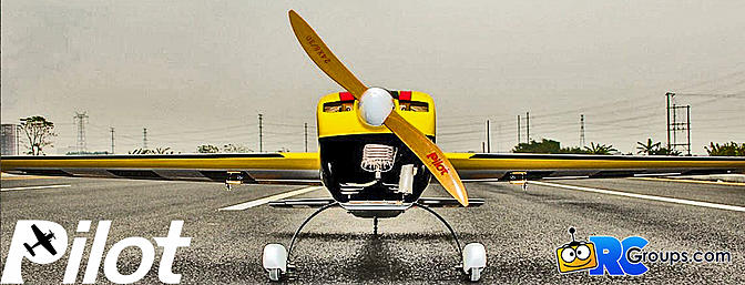 Brand New From Pilot-RC - The Extra 330LX 92
