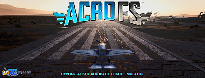 Acro FS - From the makers of RealFlight!