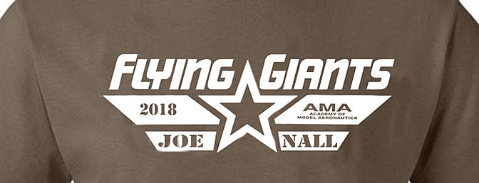 FlyingGiants Free Shirt Giveaway! Nall in the Fall 2018