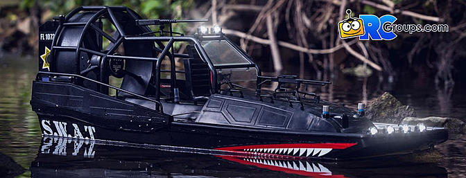 "Aerotrooper 25"" Brushless Air Boat RTR (PRB08034)"