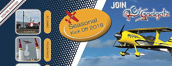 Seasonal Kick Off at Skyhub RC Campus