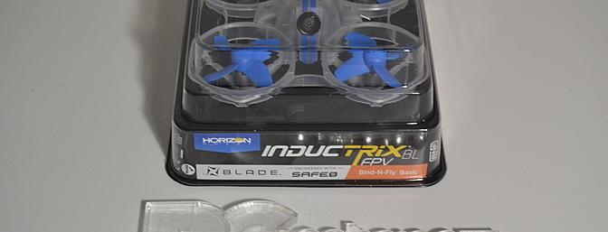 The Induxtrix BL in the box.