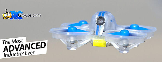 Horizon Hobby Blade Inductrix FPV BL - Review