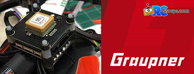 Graupner - NEW MULTIROTOR FLIGHT CONTROLLERS, 4IN1 ESC'S AND GPS AIO MODULES