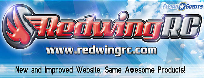 Re-Launch of Redwing RC!