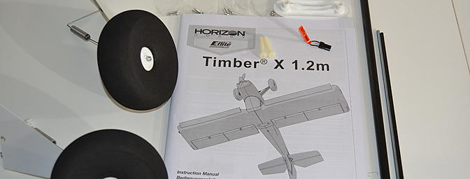 Hardware, landing gear. prop, spinner and manual.