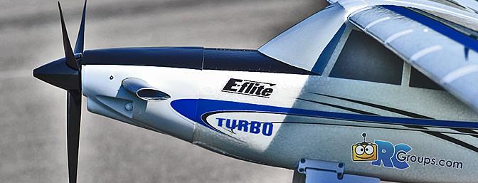 Horizon Hobby E-flite Turbo Timber 1.5m BNF - Review