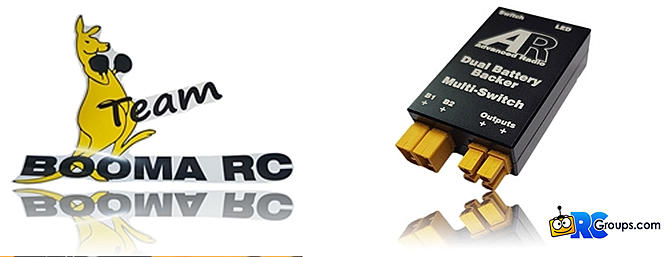 Booma RC - Multi-Switch and Reg-Switch