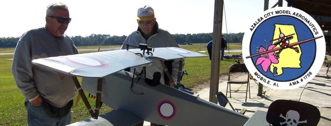 Azalea City Model Aeronautics Veterans Memorial Fly-in