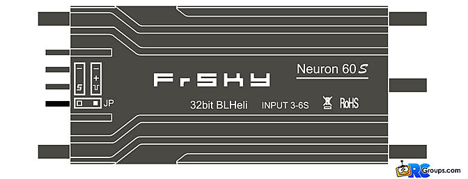 FrSKY Neuron 60s
