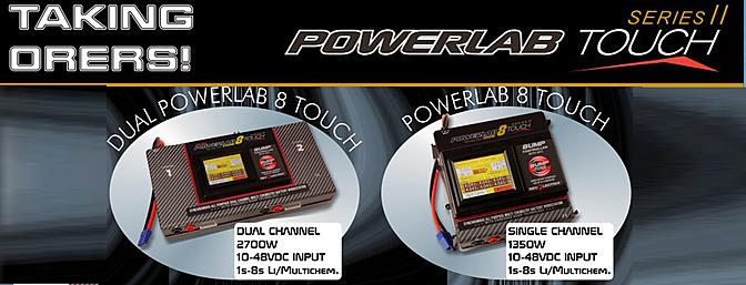 Revolectrix - Announcing the New PowerLab Touch Series II
