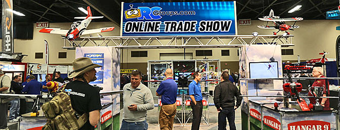 RCGroups Online Trade Show Videos!
