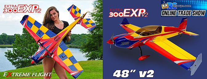 Extreme Flight Release - 300 Extra EXP 48 v2