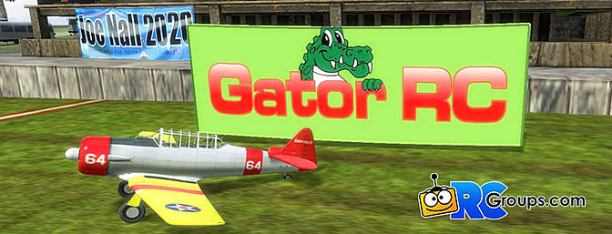 Gator-RC Virtual Joe Nall Booth - Show Special!!