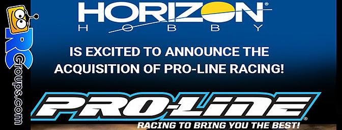 Horizon Hobby Acquires Pro-Line!
