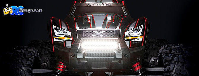 Traxxas - High Intensity LED Light Kit for X-Maxx