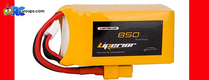 RCBattery.com - Liperior Battery