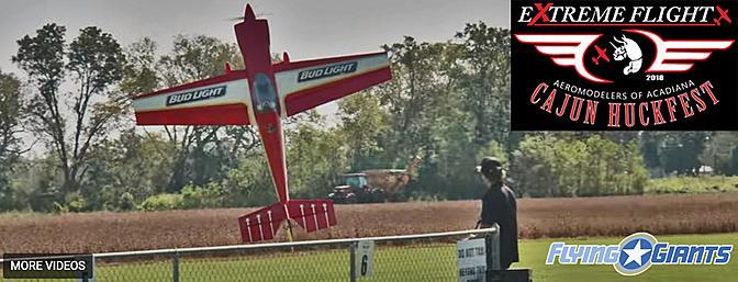 Cajun Huckfest 2020 Videos & New Plane Reveals!