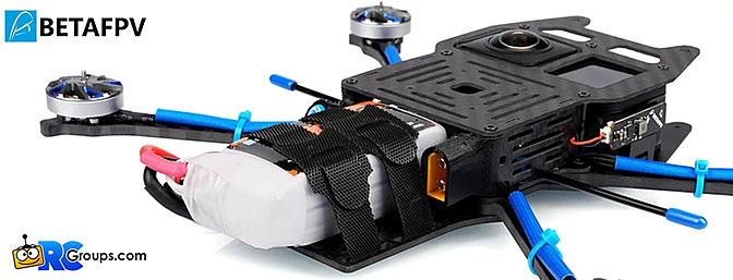 BetaFPV - X-Knight 360 FPV Quadcopter