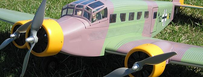 """The Junkers JU-52 is affectionately called """"Aunt Ju� and came originally from the Junkers Flugzeugwerke AG in Dessau. Originally designed as a cargo plane, the JU-52 was later used primarily as a commercial airliner."""