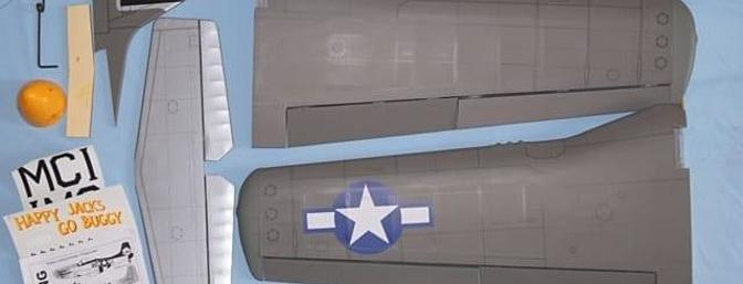 Add this historically accurate and correct to scale replica fighter to your squadron of planes today! New Version comes with flaps and an integrated easy to open and secure Electric Battery Hatch just forward of the canopy.