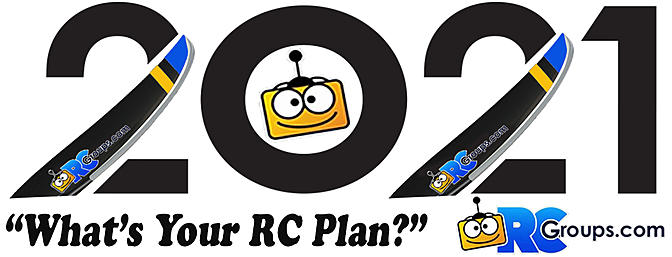 Your RC Plans for 2021...