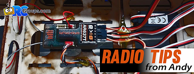 Radio Tips by Andy - Consider Wiring