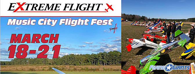 Extreme Flight Music City Flight Fest