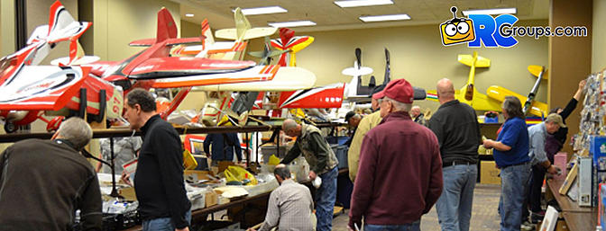 Toledo R/C Swap Meet, Auction and Fun Fly 2021