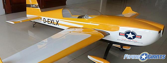 Seagull Models Extra 330LX 50cc – SEA274N