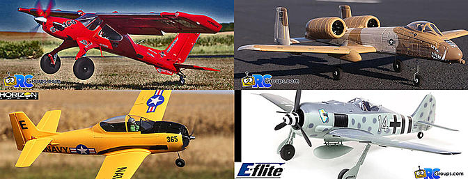 E-flite – NEW Product Announcements and Latest Releases for 2021!