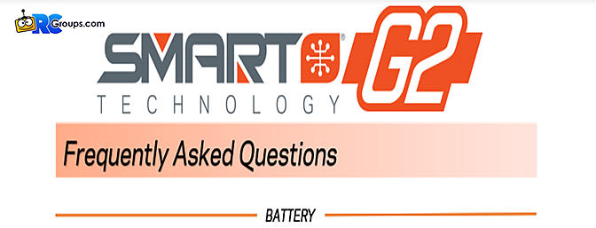 Smart G2 Battery and Charger FAQ