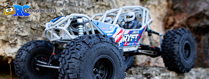 Axial - 1/10 RBX10 Ryft 4WD Rock Bouncer Kit