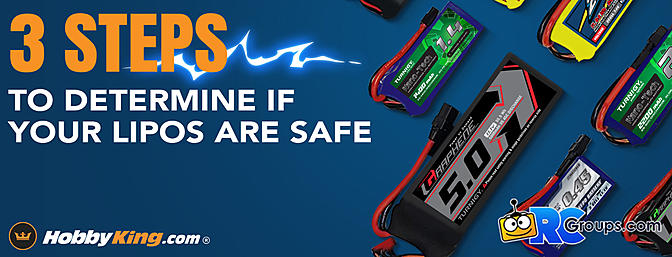 Are Your Lipos Safe? Tips From Team Hobbyking