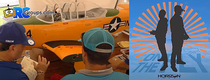 Top Gun 2021: Pilot View - On The Fly - Horizon Hobby