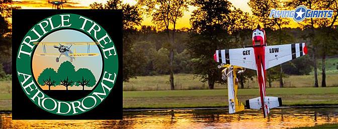 Triple Tree Aerodrome Fall 2021 Save the Dates
